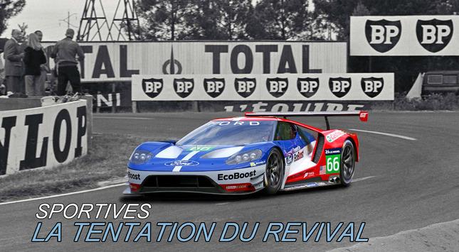Sportives : la tentation du revival