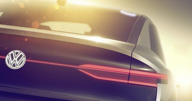 Salon de Shanghai 2017 - Volkswagen dévoilera un troisième concept ID, un SUV