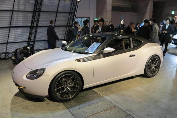 Tokyo Auto Salon 2013 : Toyota 86 x Style Cb, oui, c'est aussi une GT86