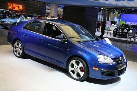 Les Volkswagen Jetta TDI 2009 font leur tournée