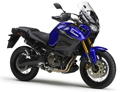 Nouveauté - Yamaha: la XTZ 1200 Super Ténéré ajoute un E à son nom