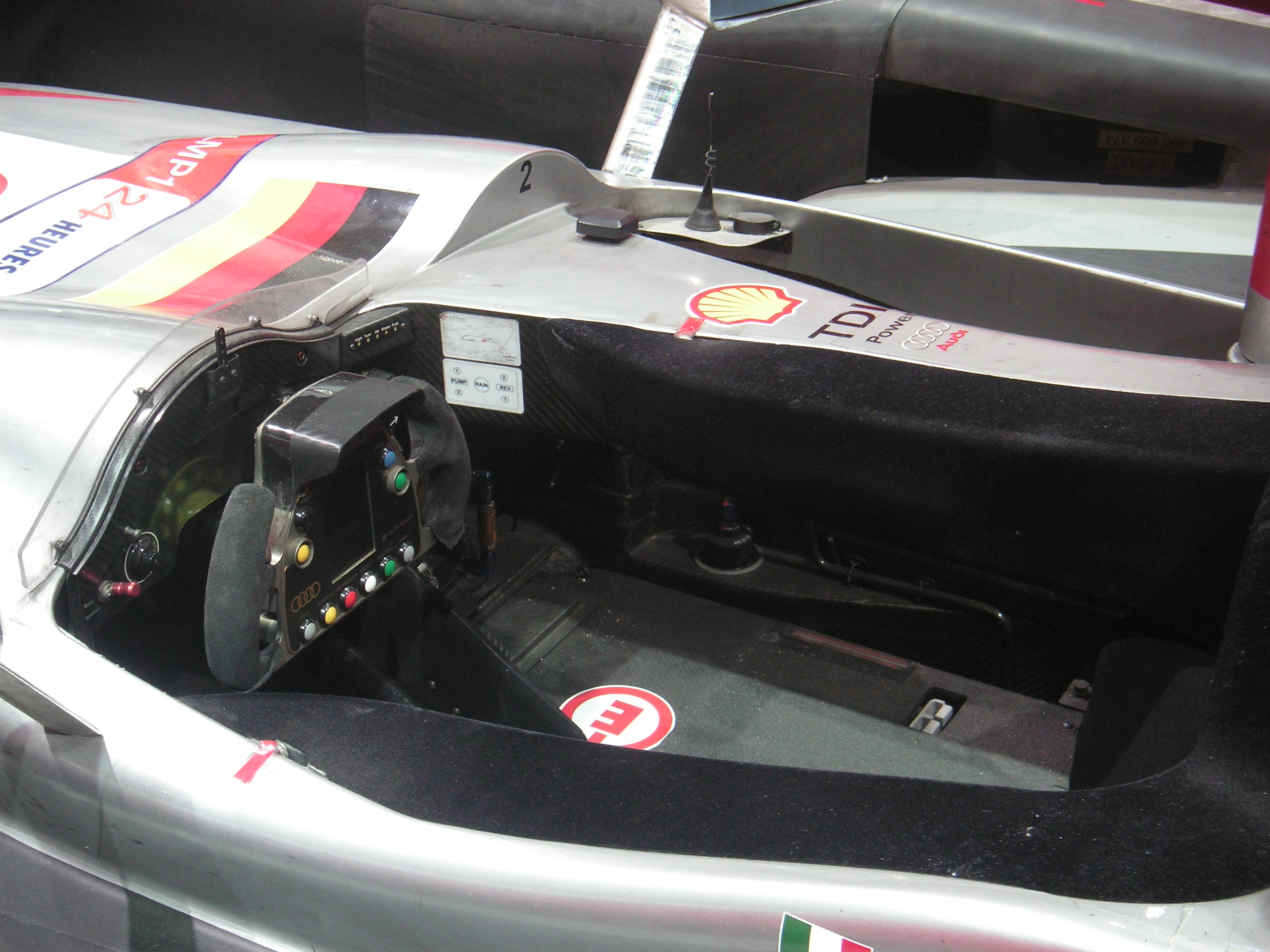 24 Heures du Mans 2008.