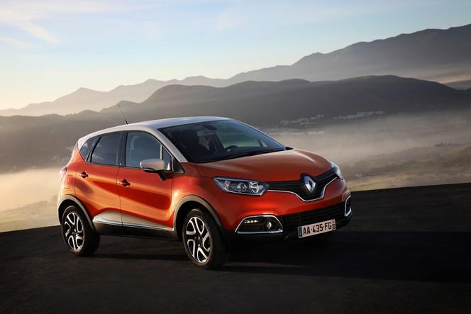 Le nouveau Renault Captur est libre