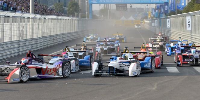 Formula-E : il y aura une épreuve à Paris la saison prochaine !