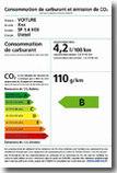Etiquette énergie : après les frigos, les autos
