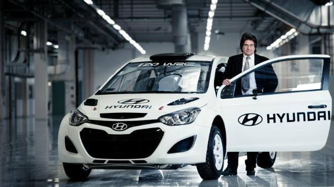 WRC : Hyundai choisit Michel Nandan pour diriger son équipe