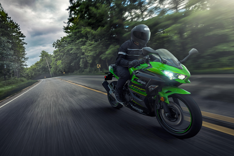 Nouveauté 2018: Kawasaki Ninja 400