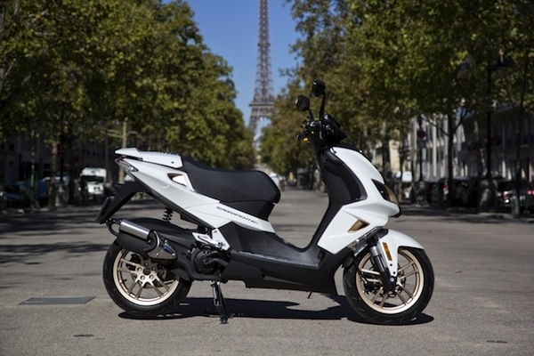 Essai Peugeot Speedfight 4 Pure : la légende continue