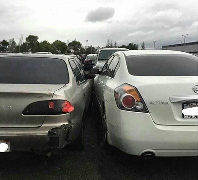 Tesla : le parking réservé aux employés sature
