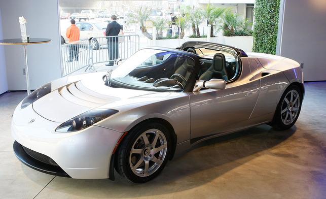 Tesla Motors a inauguré sa première concession