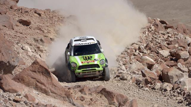 Dakar 2013 - Etape 7  : Peterhansel réplique