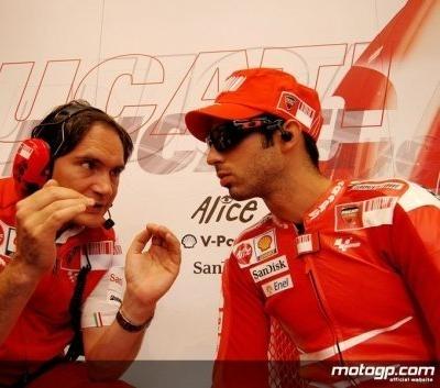 Moto GP - Catalogne Test: La GP9 ne sauvera pas Melandri. Et maintenant ?