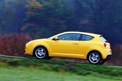Essai - Alfa Romeo Mito  TCT : c'est dans la boite ou presque
