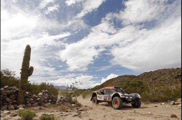 Dakar 2013 - L'étape 8 annulée à cause des intempéries