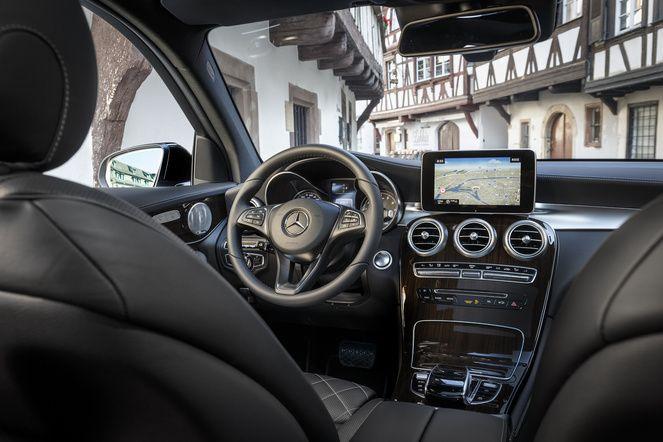 Essai vidéo - Mercedes GLC: l'idéal standard?