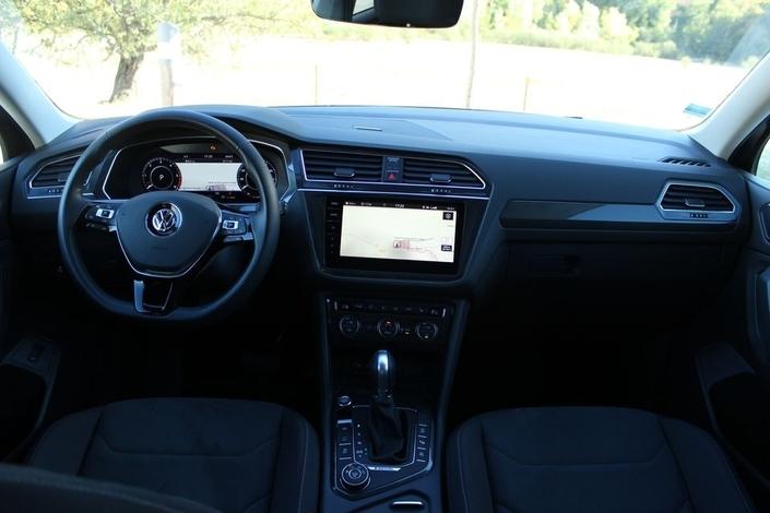 Le Volkswagen Tiguan Allspace arrive en concession : à sept, c'est mieux