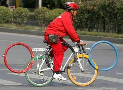 Pour les Jeux Olympiques de Pékin, pas de pitié pour la pollution automobile !