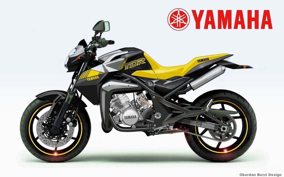 Nouveauté 2009 : Une nouvelle Yamaha RD et TDR 350??