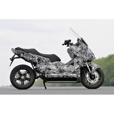 Scooter électrique : BMW dévoile l'E-Scooter