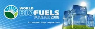 Le Forum mondial sur les biocarburants en juin 2008