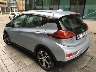 Opel Ampera-e - Les premières images de l'essai en live