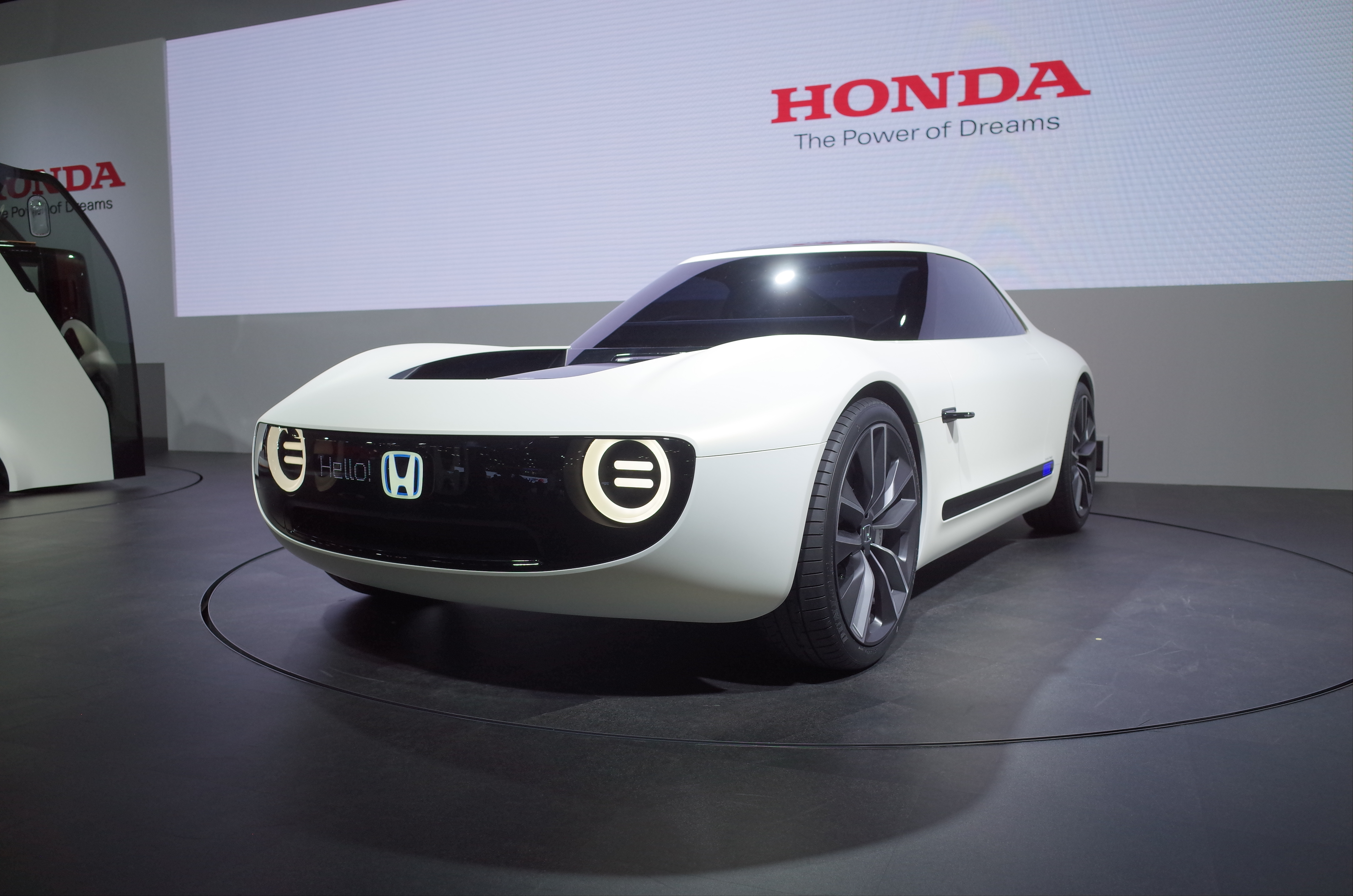 concept cars honda sport ev concept. Black Bedroom Furniture Sets. Home Design Ideas