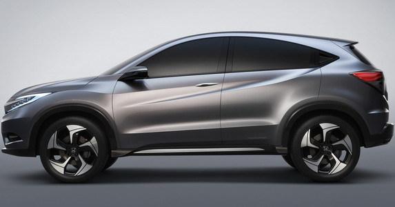 Detroit 2013 : le Honda Urban SUV Concept se montre en avance