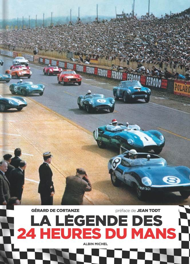 Livre - La légende des 24 Heures du Mans