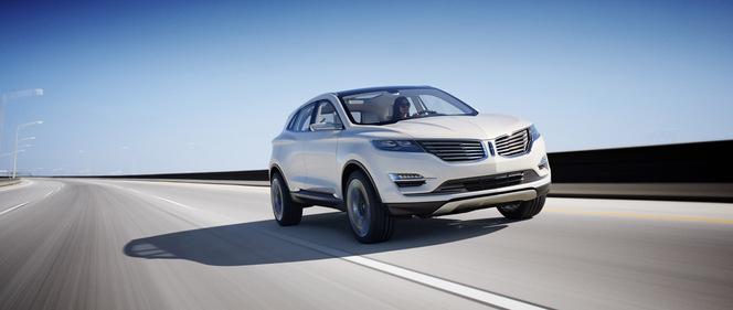 Detroit 2013 : Lincoln MKC Concept, le Kuga de luxe
