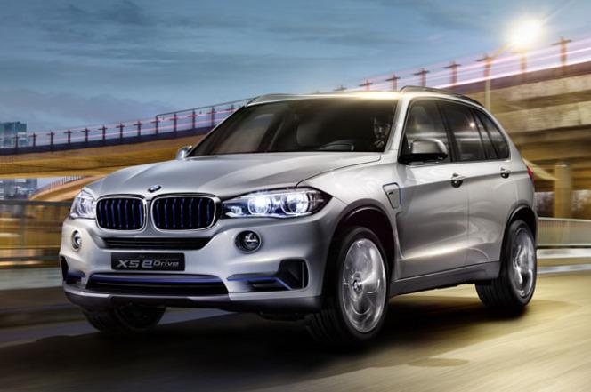 Rapid'news - Le BMW X5 e-Drive arrive...