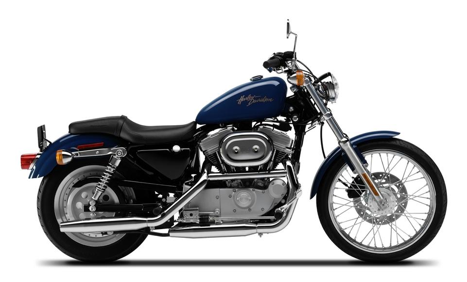 Favori occasion : Harley Davidson XL 883 Sportster, une légende dans nos rues KT75