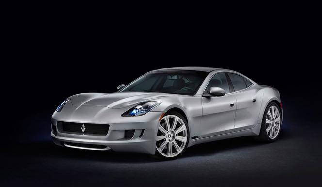 Détroit 2013 : VL Automotive Destino, une Fisker Karma qui s'encanaille avec un V8 de Corvette ZR1 [MàJ]