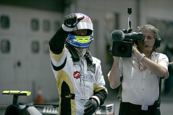 GP2 Asia Bahreïn Course 1: Grosjean intouchable