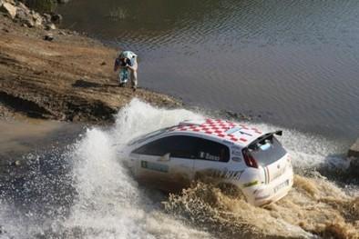 "IRC/Rallye d'Istanbul: Rossetti, ""Monsieur 100%"""
