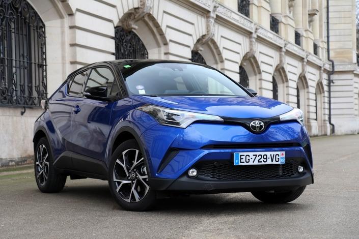 Il n'y aura plus de nouveaux modèles diesels chez Toyota