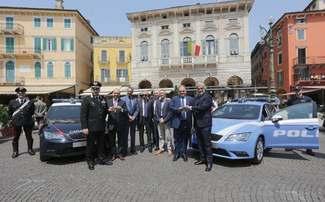 La Seat Leon rejoint les forces de l'ordre italiennes