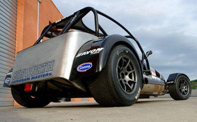 Test Track Caterham CSR 260: Orage, Ô désespoir