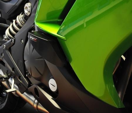 TopBlock : Kit Protection TBR pour Kawasaki ER-6F
