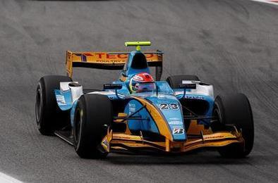 GP2 - Nelson Panciatici: Il va passer au tourniquet !