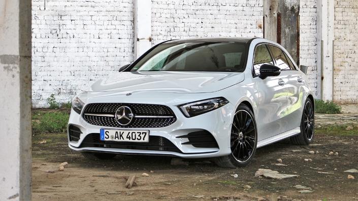 La Mercedes Classe A 4 arrive en occasion : combien d'étoiles mérite-t-elle ?