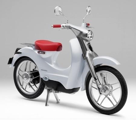 Salon de Tokyo 2015: des concepts-bike chez Honda