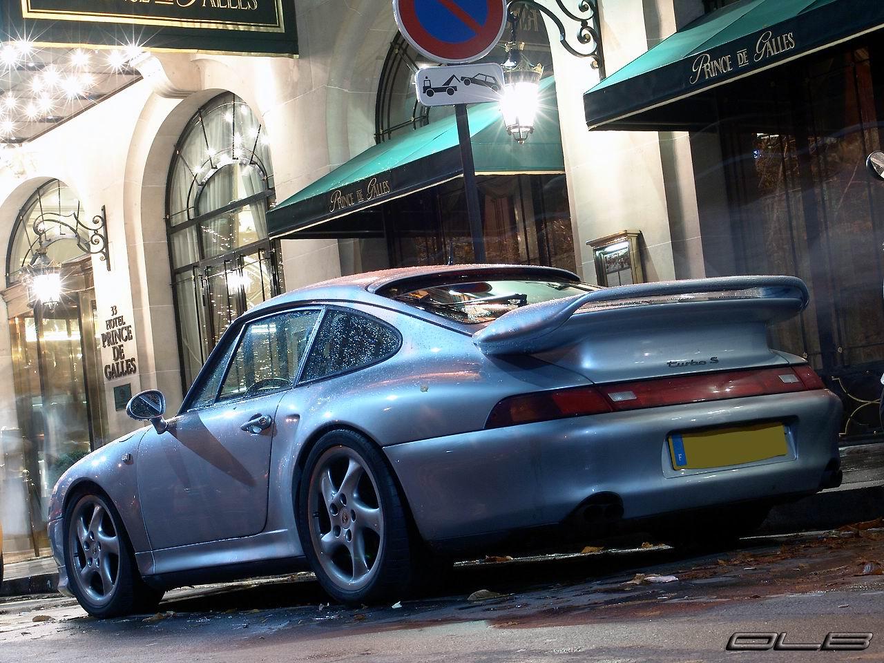jour : Porsche 993 Turbo S