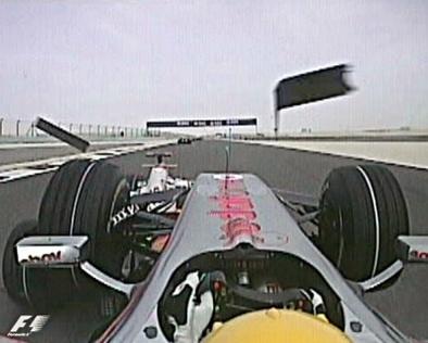 Formule 1 Bahreïn : Massa ouvre son compteur