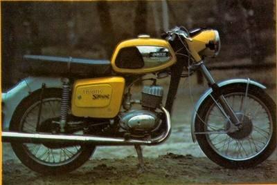 MZ 125 TS 1973-1985 : pleine de défauts et pourtant…