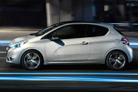 Voici la nouvelle Peugeot 208!