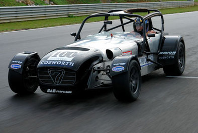 Test Track Caterham CSR 260: Orage, Ô désespoir.2
