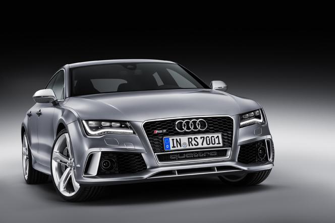 Detroit 2013 : Audi sort sa RS7 Sportback de 560 ch