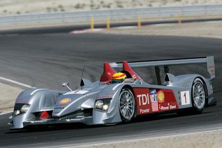 Spa-Francorchamps : les Audi R10 TDI fonctionnent au GTL carburant