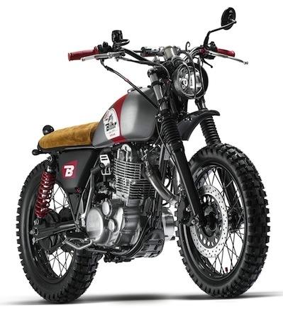 Concours: 40 ans de Bihr ça se fête. 1 moto à gagner!