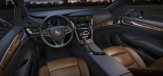 Detroit 2013 : nouvelle Cadillac ELR, une Volt haut de gamme